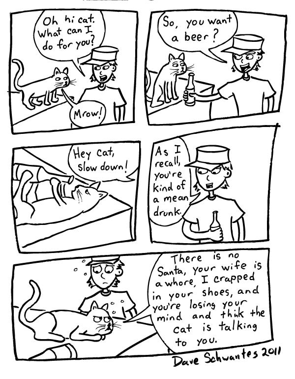 Weekend Guest DUIF: Cat
